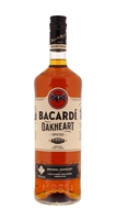 Afbeeldingen van Bacardi Oakheart (New Bottle) 35° 1L