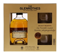 Image de Glenrothes Select Reserve + 2 Verres 43° 0.7L