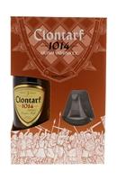 Afbeeldingen van Clontarf Single Malt + 1 glas 40° 0.7L