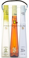 Image de Coffret Best of Belgium 20 cl ( eau villée + b de biercée + noir d'ivoire ) 30° 0.6L