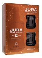 Image de Isle Of Jura 12 Years + 2 Verres 40° 0.7L