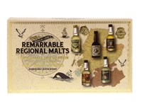 Afbeeldingen van Remarkable Regional Malts 5 x 5 cl (Scallywag, Rock Oyster, Big Peat, Timorous Beastie & Epicurean) 46.4° 0.25L