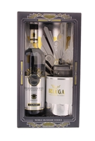 Image de Beluga + Caviar Gift Set 40° 0.7L