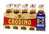 Image sur Crodino 10 x10 cl sans alcool (8+2 pack flaché)  1L