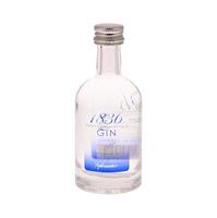 Image de 1836 Belgian Organic Gin 12 x 5 cl 43° 0.6L