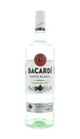 Image de Bacardi Carta Blanca 37.5° 1L