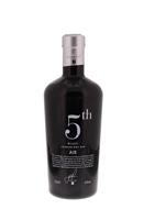 Afbeeldingen van 5th Air Black Gin 40° 0.7L