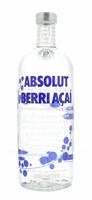 Afbeeldingen van Absolut Berry Acaí 40° 1L