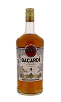 Image de Bacardi 4 Anos 40° 1L