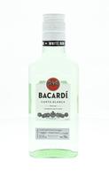 Image de Bacardi Carta Blanca 37.5° 0.2L