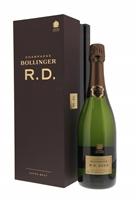 Afbeeldingen van Bollinger R.D. 2004 Extra Brut 75 cl + GBX 12.5° 0.75L
