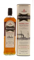 Image de Bushmills Steamship Sherry Cask 40° 1L