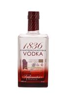 Afbeeldingen van 1836 Belgian Organic Vodka 40° 0.7L
