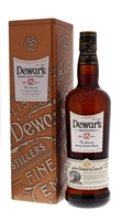 Afbeeldingen van Dewar's 12 Years Double Aged + Metal Box 40° 0.7L