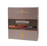 Image de Auchentoshan 3 x 20 cl ( American Oak/12 Years/Three Wood) 41° 0.6L