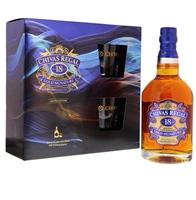 Image de Chivas Regal 18 Years Limited Edition + 2 Verres 40° 0.7L