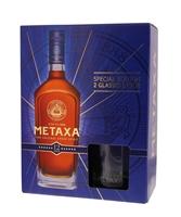 Image de Metaxa 12* Grand Olympian Reserve + 2 Verres 40° 0.7L