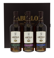Image de Abuelo Anejo XV Anos Finish Collection 3 x 20 cl 40° 0.6L