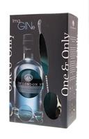 Image de London N°1 Gin + 1 Cuillère 47° 0.7L