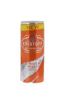 Afbeeldingen van Eristoff Ginger Can 24 x 25 cl 5° 6L