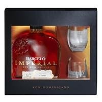 Image de Barcelo Imperial + 2 Verres 38° 0.7L