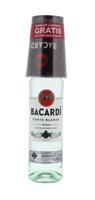 Image de Bacardi Carta Blanca Illuminated Cup 37.5° 0.7L