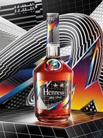 Image de Hennessy VS By Felipe Pantone 40° 0.7L