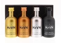 Image de Havn Gin 4 x 5 cl 40° 0.2L