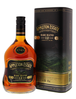 Afbeeldingen van Appleton Estate Rare Blend 12 Years 43° 0.7L