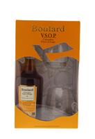 Afbeeldingen van Boulard VSOP + 2 Glasses 40° 0.7L