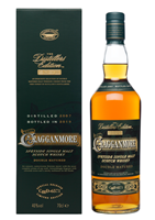 Image de Cragganmore Distillers Edition (Bottled 2019) 40° 0.7L