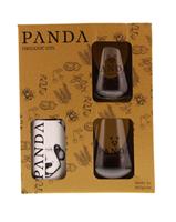 Afbeeldingen van Panda Gin + 2 glazen 40° 0.5L
