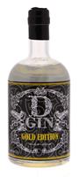 Afbeeldingen van D-GIN Gold Edition 40° 0.5L