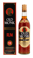 Image de Old Monk 12 Years 42.8° 0.7L