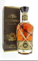Afbeeldingen van Plantation Rum Barbados Extra 20th Anniversary 40° 0.7L