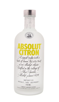 Image de Absolut Citron 40° 0.7L