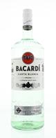 Image de Bacardi Carta Blanca 37.5° 1.5L