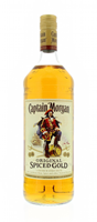 Afbeeldingen van Captain Morgan Spiced Gold 35° 1L