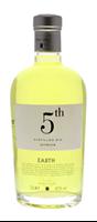 Afbeeldingen van 5th Earth Yellow Gin 42° 0.7L