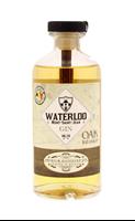 Afbeeldingen van Waterloo Gin Oak Infusion 42° 0.48L