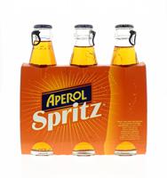 Image de Aperol Spritz 3 x 17.5 cl 9° 0.525L