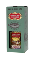 Image de Compagnie des Indes Jamaica 5 Years Navy Strength 57° 0.7L