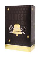 Afbeeldingen van Cockney's Premium Gin Giftpack + Glazen 44.2° 0.7L