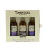 Image sur Tomintoul 10 - 16 - 25 Years Tripack 3 x 5 cl 40° 0.15L