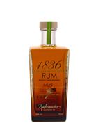 Afbeeldingen van 1836 Belgian Organic Rum 40° 0.7L