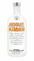 Afbeeldingen van Absolut Mandrine 40° 0.7L