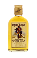 Afbeeldingen van Captain Morgan Spiced Gold 35° 0.2L