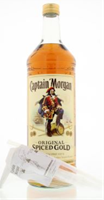 Afbeeldingen van Captain Morgan Spiced Gold 35° 3L