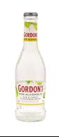 Afbeeldingen van Gordon's & Tonic Lime  0.25L