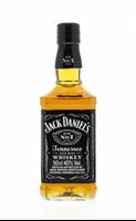 Image de Jack Daniel's Old N°7 40° 0.35L